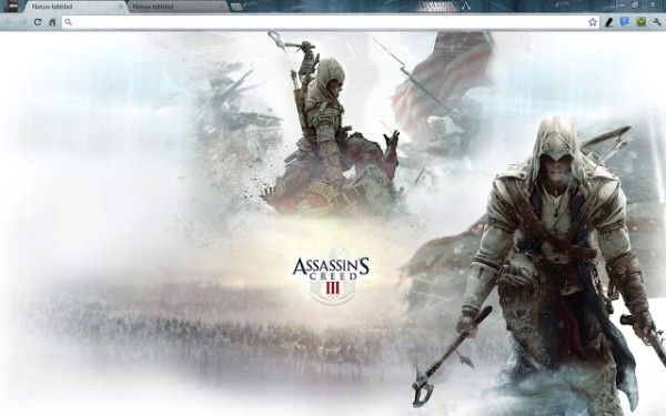 google-chrome-tema-assasin