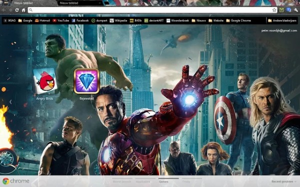 google-chrome-tema-avengers
