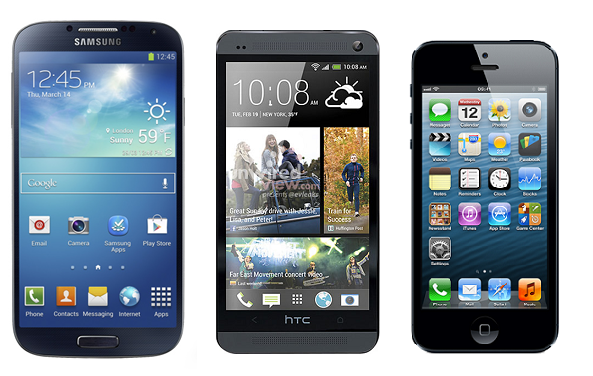 samsung-galaxy-s4-htc-one-apple-iphone-5